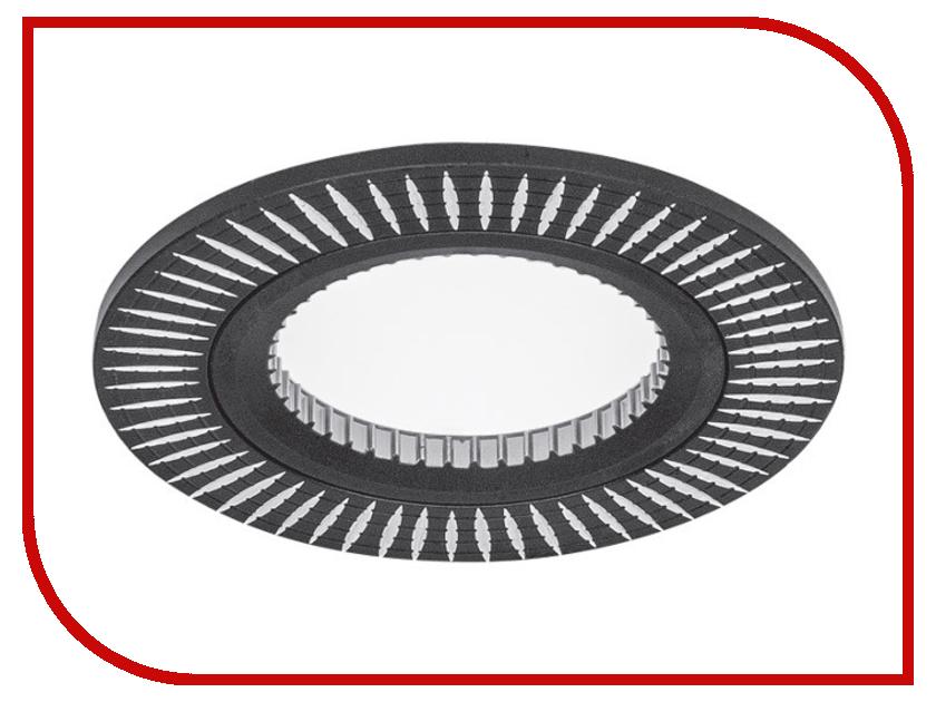Купить Светильник Gauss Aluminium Gu5.3 Black-Chrome AL014