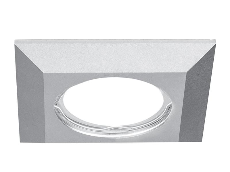Светильник Gauss Aluminium Gu5.3 Matt Aluminium AL007 gauss встраиваемый светильник gauss aluminium al017