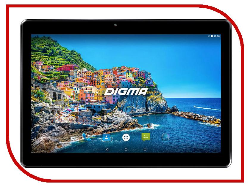 Планшет Digma CITI 1578 4G Black (MediaTek MTK8735 1.3 GHz/1024Gb/16Gb/4G/3G/GPS/Wi-Fi/Bluetooth/Cam/10.1/1280x800/Android) цена