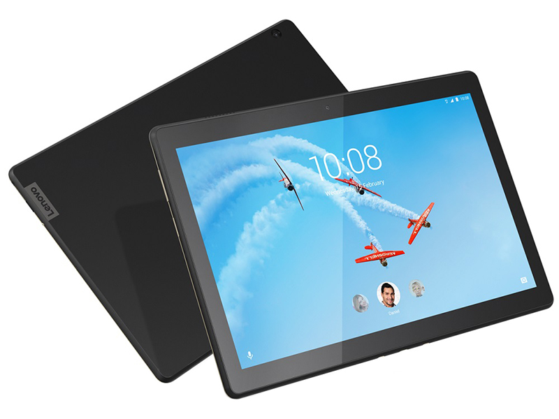 Планшет Lenovo Tab M10 TB-X605L ZA490052RU (Qualcomm Snapdragon 450 1.8 GHz/3072Mb/32Gb/GPS/LTE/Wi-Fi/Bluetooth/Cam/10.1/1920x1200/Android) планшет lenovo tab 4 tb 8504f za2b0050ru black qualcomm snapdragon 425 1 4 ghz 2048mb 16gb wi fi bluetooth cam 8 0 1280x800 android