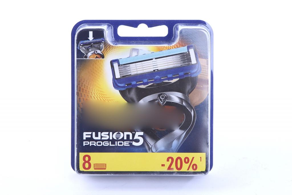 Сменные кассеты Gillette Fusion ProGlide 8 шт 81469904