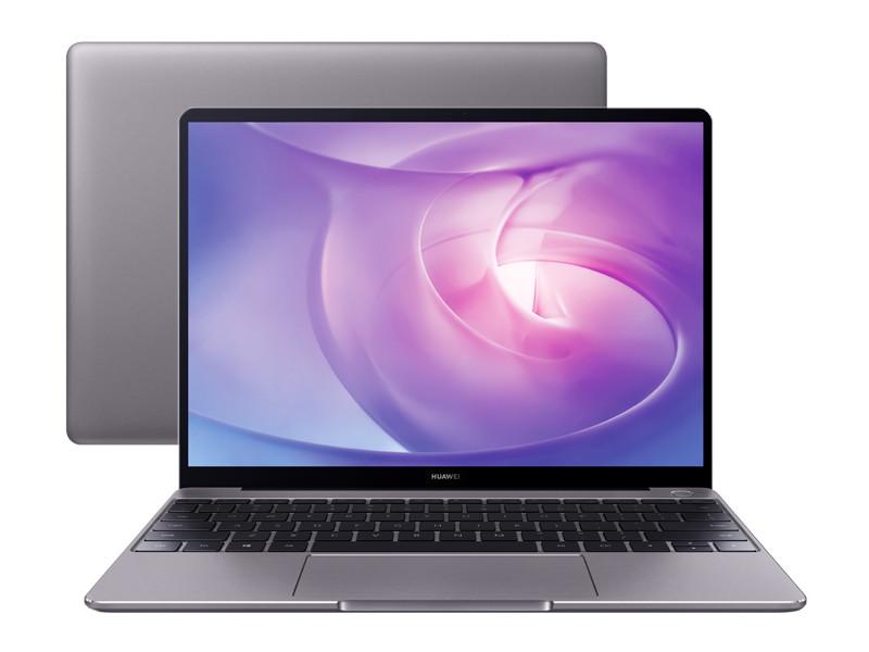 Ноутбук Huawei MateBook 13 WRT-W19 (Intel Core i5-8265U 1.6 GHz/8192Mb/256Gb SSD/No ODD/Intel HD Graphics/Wi-Fi/Bluetooth/Cam/13/2160x1440/Windows 10 64-bit)
