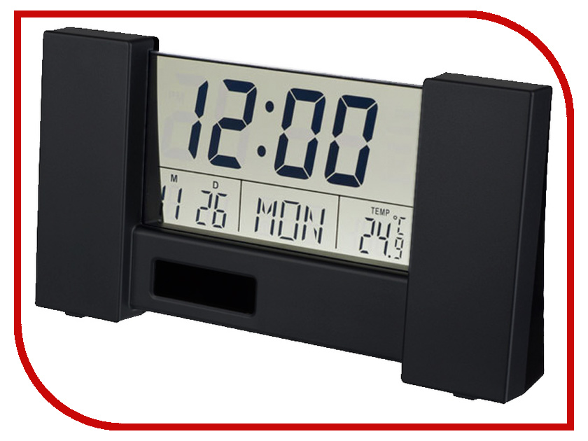 Часы Perfeo City PF-S2056 Black