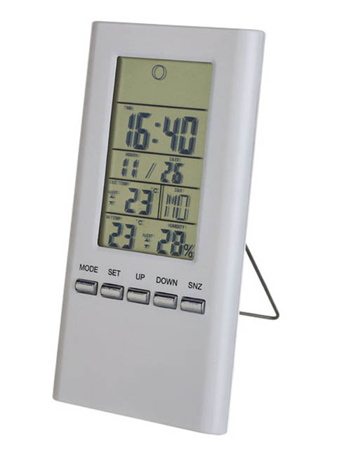 Часы Perfeo Meteo PF-S3331F White часы perfeo color pf s3332cs