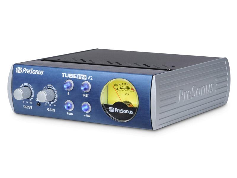 Аудиоинтерфейс PreSonus TubePre V2 микрофонный предусилитель недорго, оригинальная цена