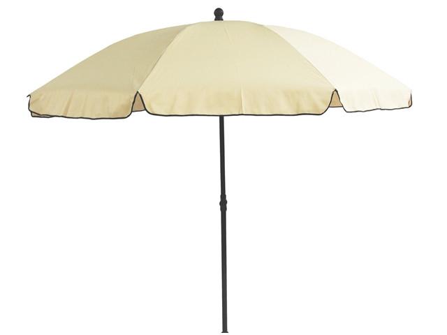 Пляжный зонт Green Glade 1192 купол 240 см, высота 230 см недорого