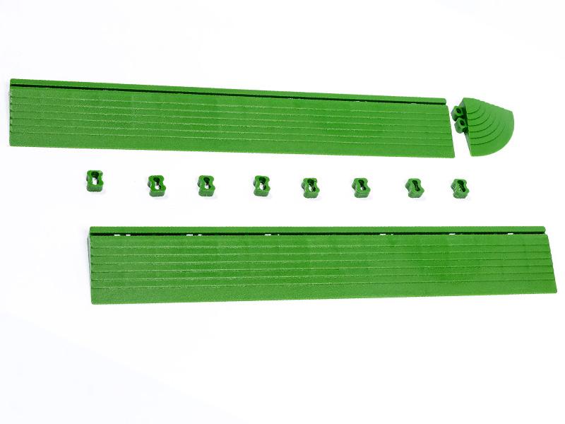 Бордюр Helex HL301 Green