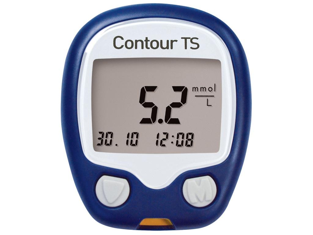 Глюкометр Bayer Contour TS цены онлайн