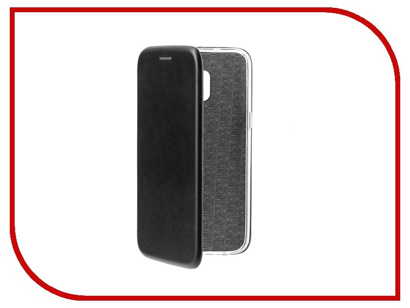 Купить Аксессуар Чехол для Samsung Galaxy J2 Core 2018 Innovation Book Silicone Magnetic Black 14446, 14447