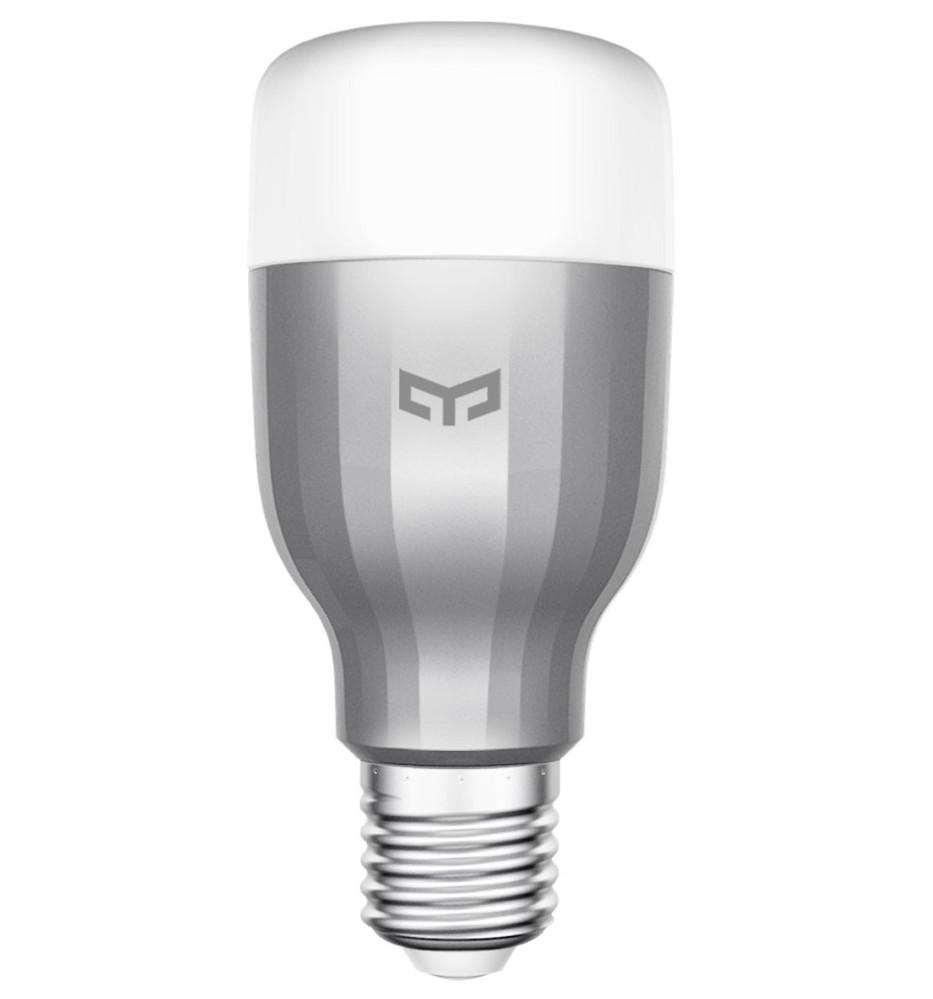 Лампочка Xiaomi Yeelight Smart Led Bulb Color Silver GPX4002RT Выгодный набор + серт. 200Р!!!