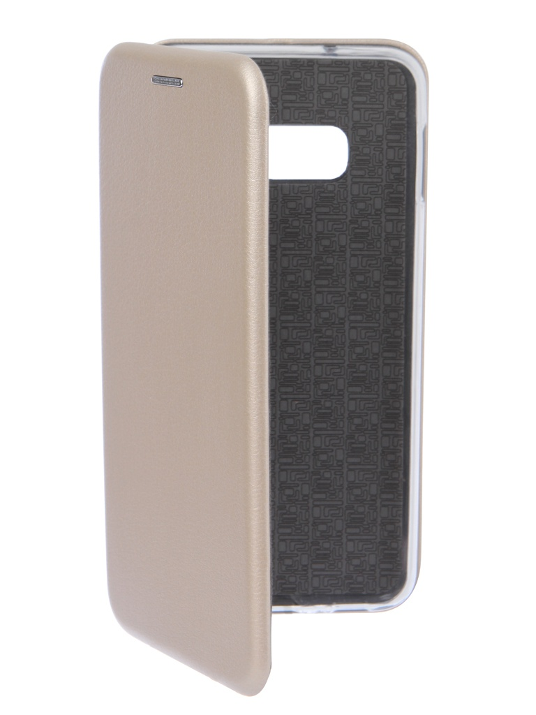 Аксессуар Чехол Innovation для Samsung Galaxy S10 Lite Book Silicone Magnetic Gold 14660 аксессуар чехол для samsung galaxy note 8 innovation book silicone magnetic gold 13432