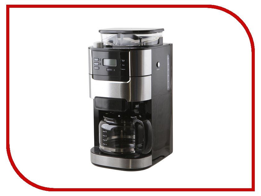 Кофеварка Kitfort KT-720 Black-Steel g 720