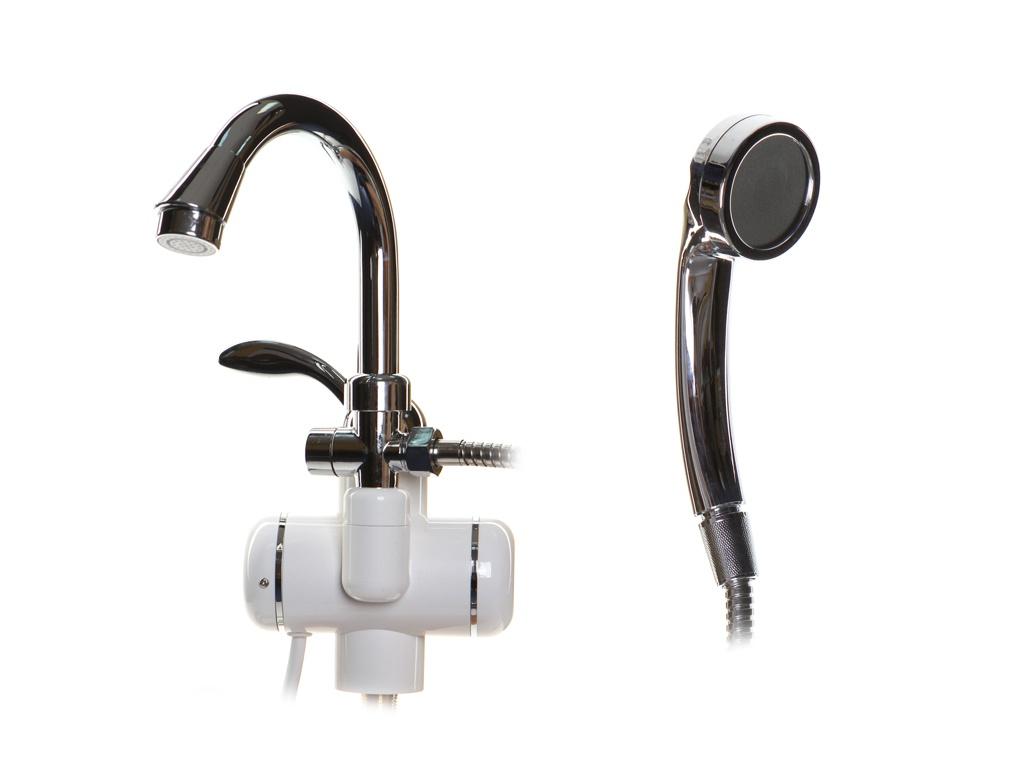 Кран мгновенного нагрева воды Unipump BEF-001-03 80-0302