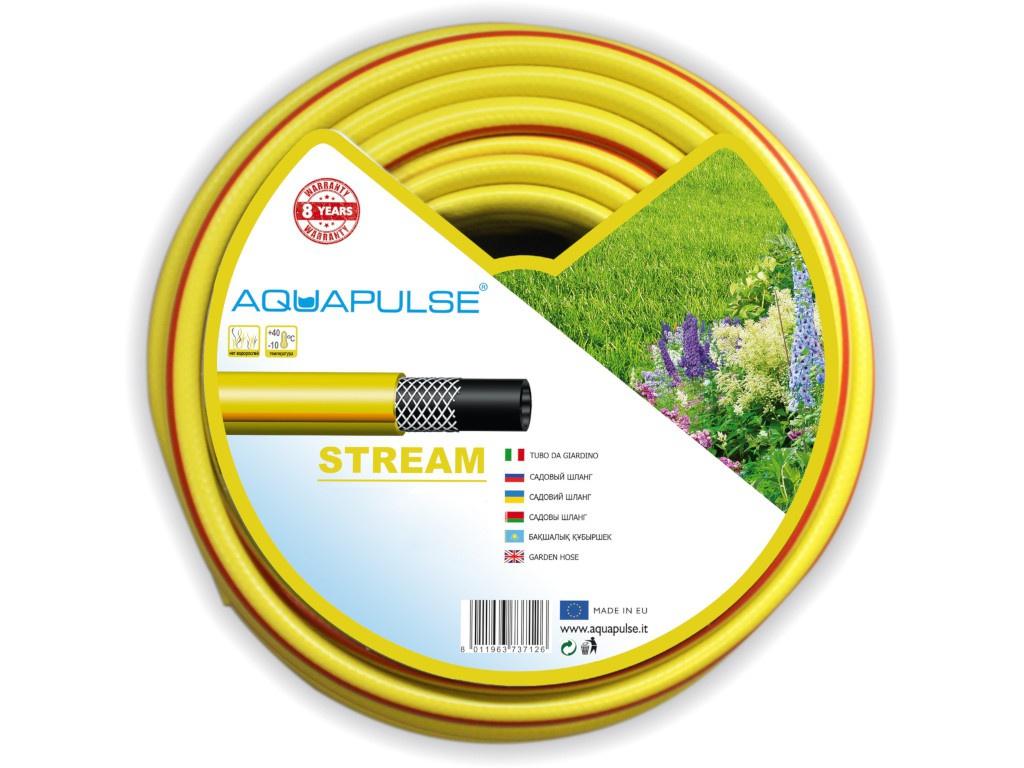 Шланг Aquapulse Stream 1/2 20m STR 1/2х20 байдарка stream хатанга 1