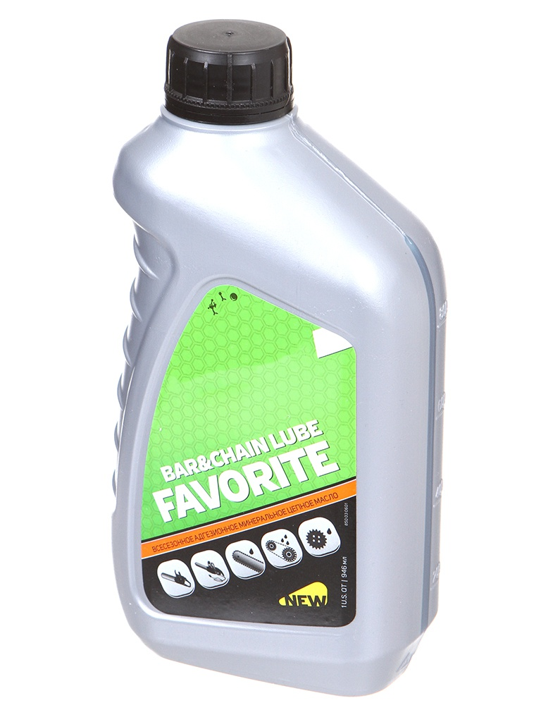 Масло цепное Patriot Favorite Bar & Chain Lube 946ml 850030601