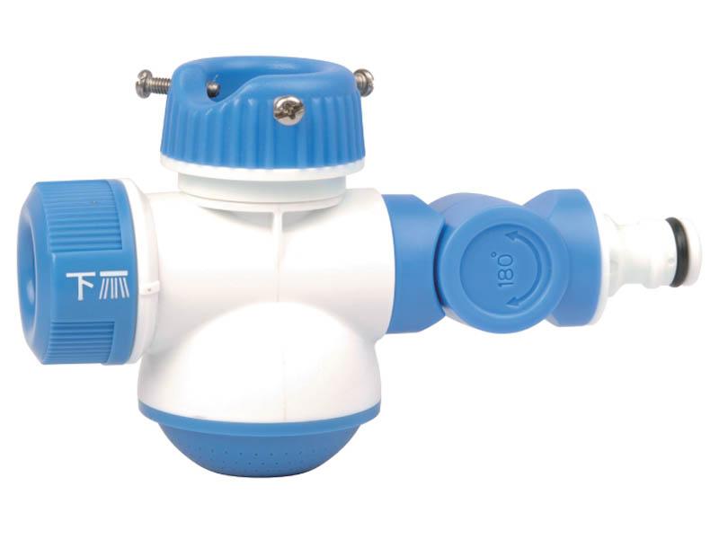 Многофункциональный адаптер-ороситель Aquapulse AS 114 / 3048