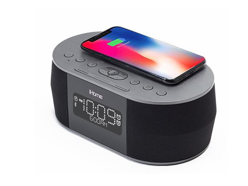 Колонка iHome iBTW38 Dark Grey-Metallic ihome bluetooth rechargeable mini speaker system purple