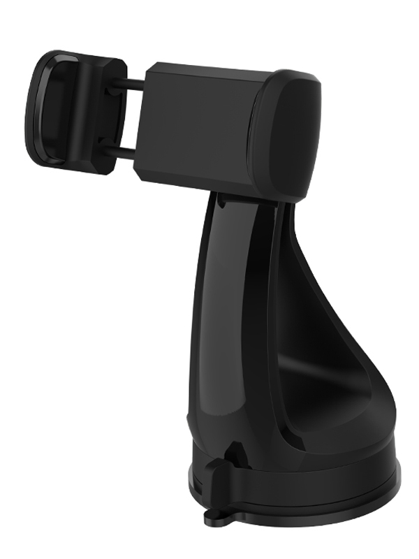 Держатель Devia Universal Sucker Phone Holder Black