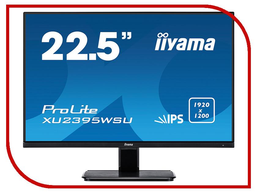 где купить Монитор Iiyama ProLite XU2395WSU-B1 Black дешево