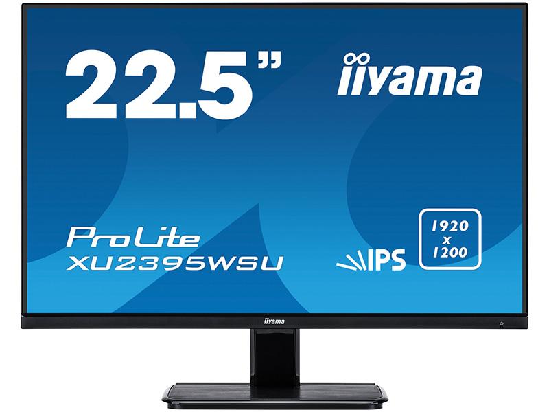 Монитор Iiyama ProLite XU2395WSU-B1 Black
