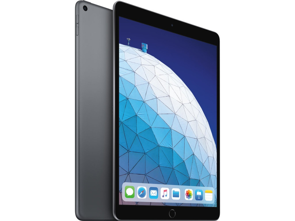 Планшет APPLE iPad Air 10.5 (2019) 64Gb Wi-Fi Space Grey MUUJ2RU/A