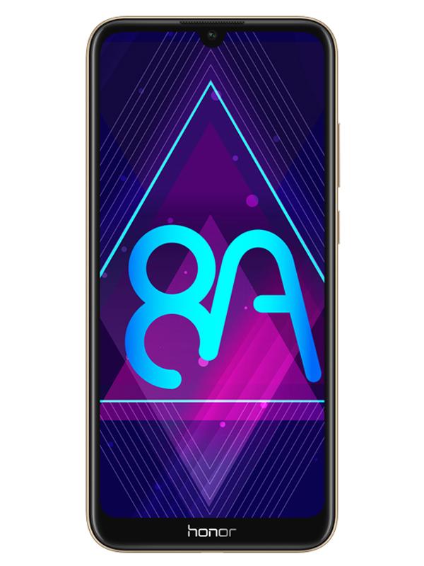 Сотовый телефон Honor 8A Gold цена 2017