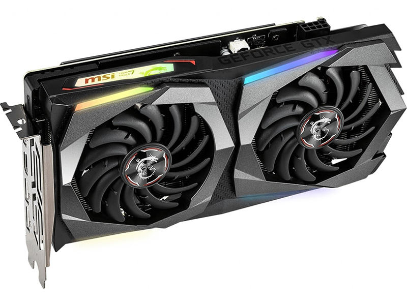 Видеокарта MSI GeForce GTX 1660 Ti 1500Mhz PCI-E 3.0 6144Mb 12000Mhz 192 bit 3xDP HDMI GTX 1660 Ti Gaming X 6G Выгодный набор + серт. 200Р!!! видеокарта msi geforce gtx 1660 super ventus oc 1530mhz pci e 3 0 6144mb 14000mhz 192 bit hdmi 3xdp