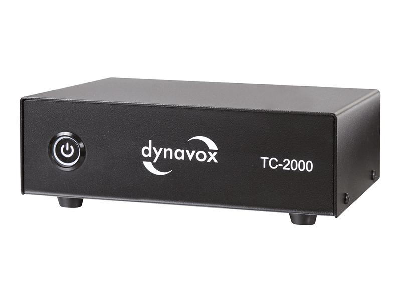 Фонокорректор Dynavox TC-2000 BL усилитель dynavox pkv 800 bl