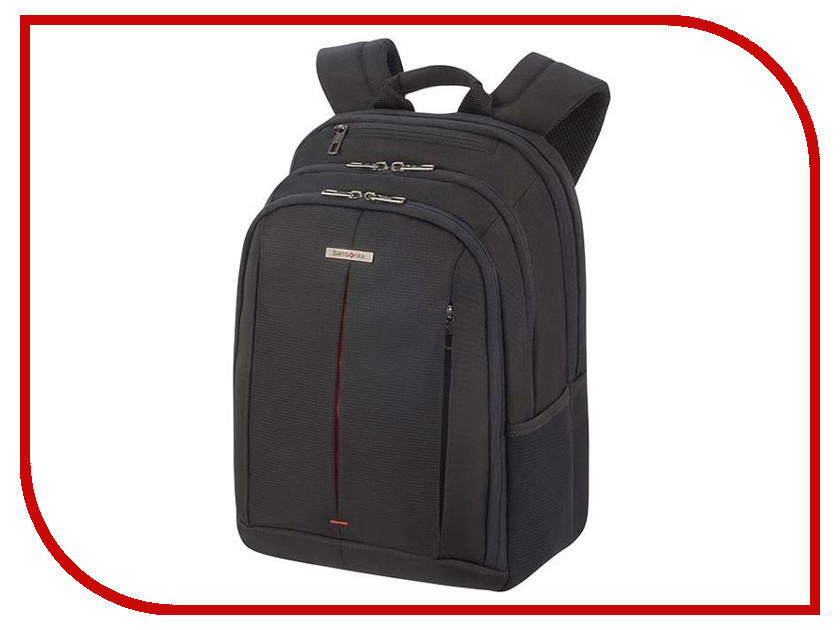 Рюкзак Samsonite Guardit 2.0 14.1 Backpack S Black CM5*09*005 arctic hunter large capacity rucksack men s backpack fashion men backpack multi function leisure travel men s laptop backpack