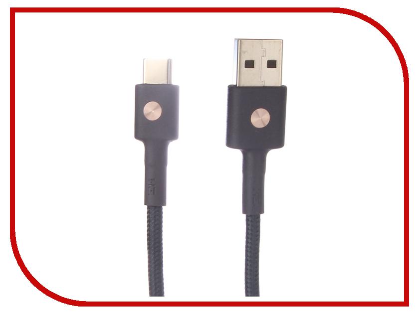 Аксессуар Xiaomi ZMI AL431 USB - Type-C 2m Blue аксессуар usams us sj199 usb lightning 1 2m blue