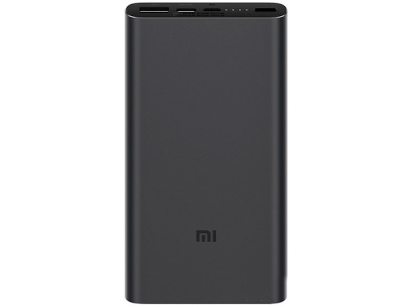 Аккумулятор Xiaomi Mi Power Bank 3 10000mAh Black