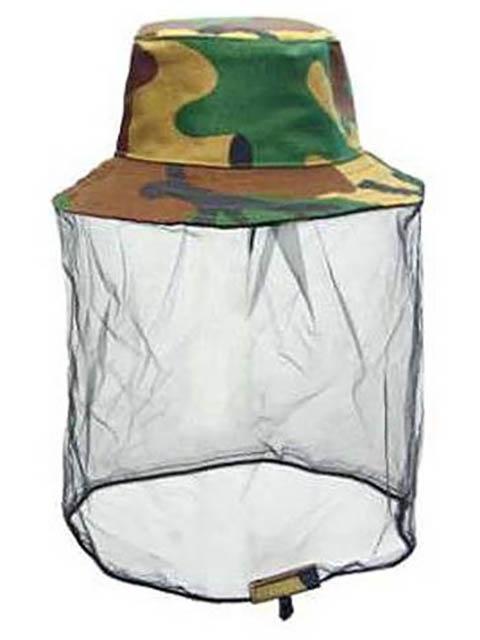 Средство защиты из сетки Wildman 82-011 накомарник