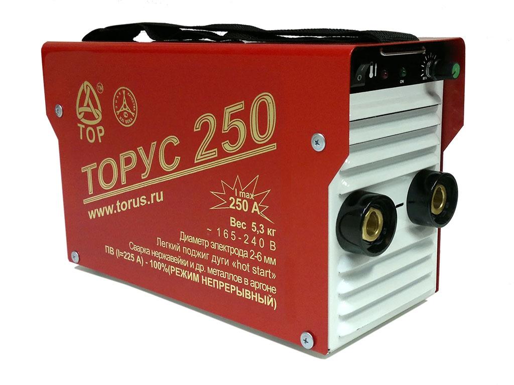 купить Сварочный аппарат Торус 250 (НАКС) недорого