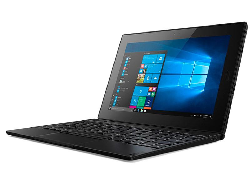 Планшет Lenovo Tablet 10 20L3000MRT (Intel Celeron N4100 1.1GHz/8192Mb/128Gb/Intel HD Graphics/Wi-Fi/Bluetooth/Cam/10.1/1920x1200/Windows 64-bit)