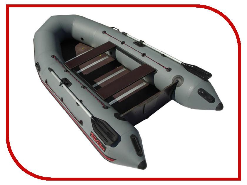 Лодка Leader Тайга Nova - 320 Киль Grey 0066152 автокресло leader kids city travel grey light grey