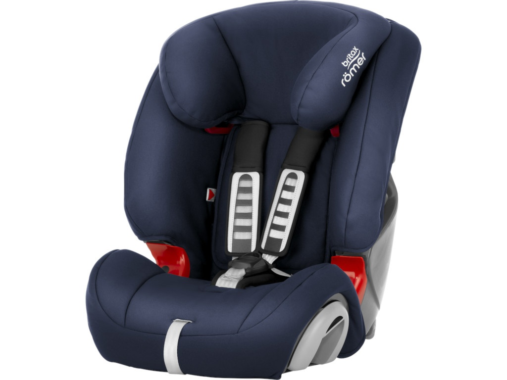 Автокресло Britax Romer Evolva 123 Moonlight Trendline Blue 2000030287 автокресло britax romer evolva 1 2 3 sl sict blue marble highline