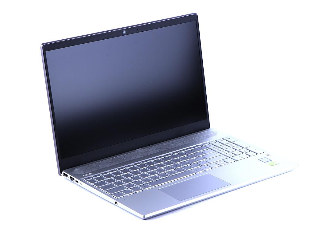 Ноутбук HP Pavilion 15-cs0087ur 5HA26EA (Intel Core i3-8130U 2.2 GHz/4096Mb/1000Gb/No ODD/nVidia GeForce MX130 2048Mb/Wi-Fi/Bluetooth/Cam/15.6/1920x1080/DOS)