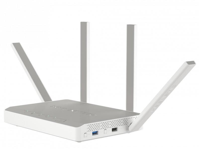 Wi-Fi роутер Keenetic Giga KN-1010 New Выгодный набор + серт. 200Р!!!