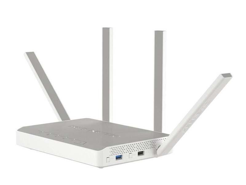 Wi-Fi роутер Keenetic Ultra KN-1810 Выгодный набор + серт. 200Р!!!