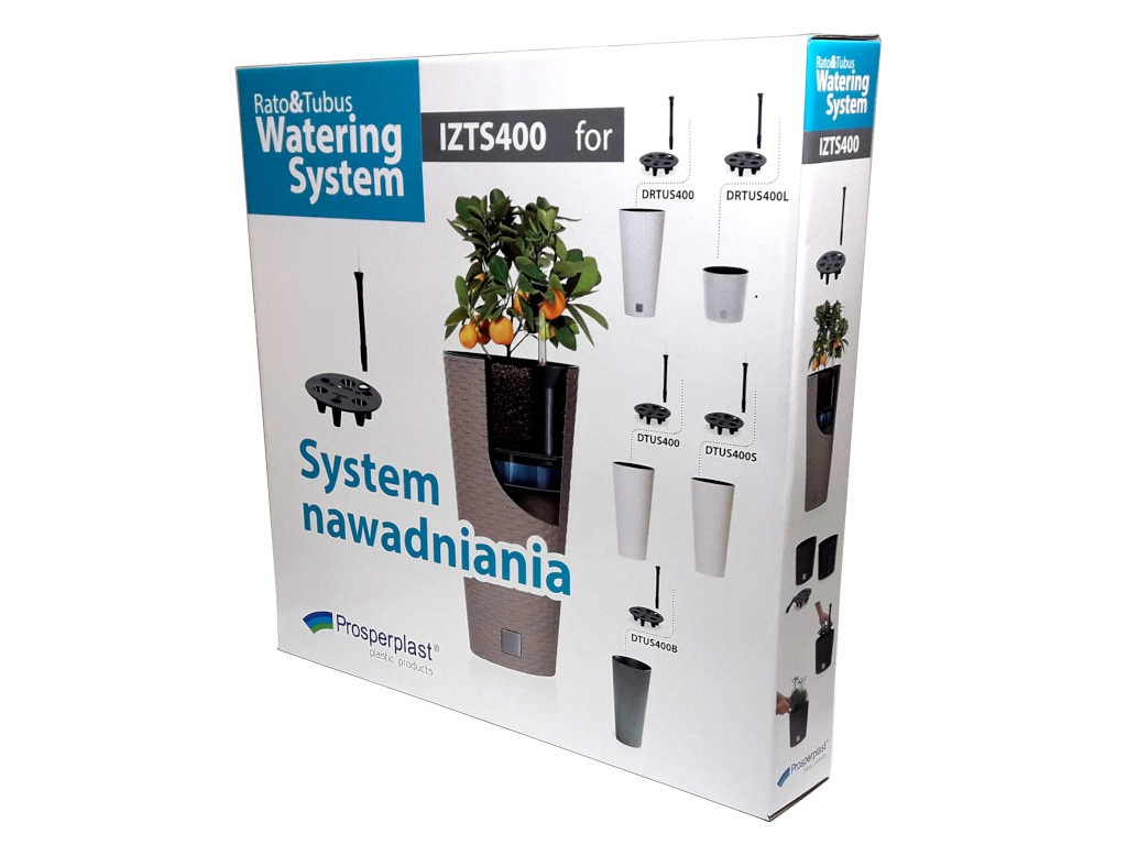 Система корневого полива Prosperplast Rato & Tubus System IZTS400