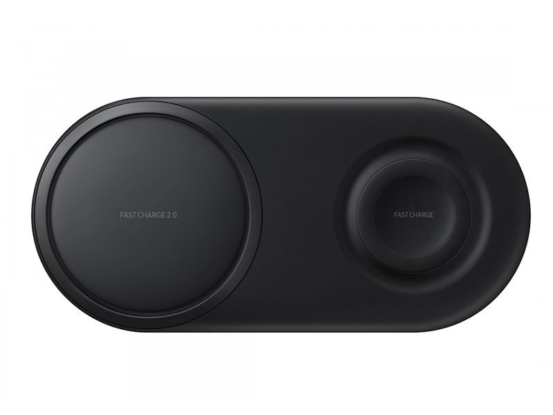 Зарядное устройство Samsung EP-P5200 Black EP-P5200TBRGRU зарядное устройство samsung microusb black ep ln930bbegru