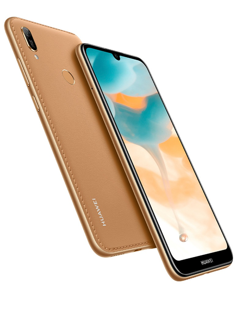 Сотовый телефон Huawei Y6 2019 Amber Brown