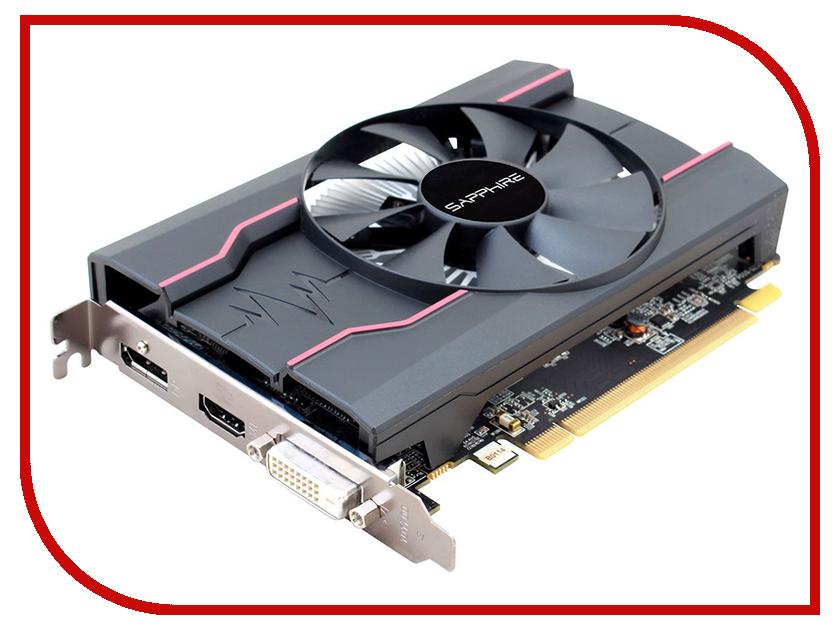 Видеокарта Sapphire Pulse Radeon RX 550 1206Mhz PCI-E 3.0 4096Mb 7000Mhz 128 bit DVI HDMI HDCP 11268-01-20G promise 20g