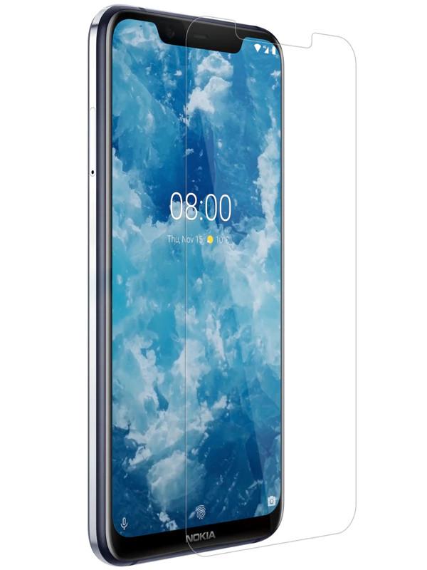 Аксессуар Защитный экран Red Line для Nokia 8.1 0.2mm Tempered Glass УТ000017313