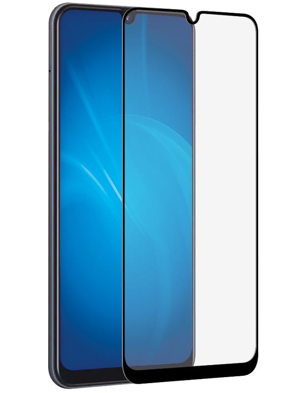 Аксессуар Защитный экран Red Line для Samsung Galaxy A50 Full Screen Tempered Glass Black УТ000017402 test alligator clips crocodile clamp red black size l 5 pairs