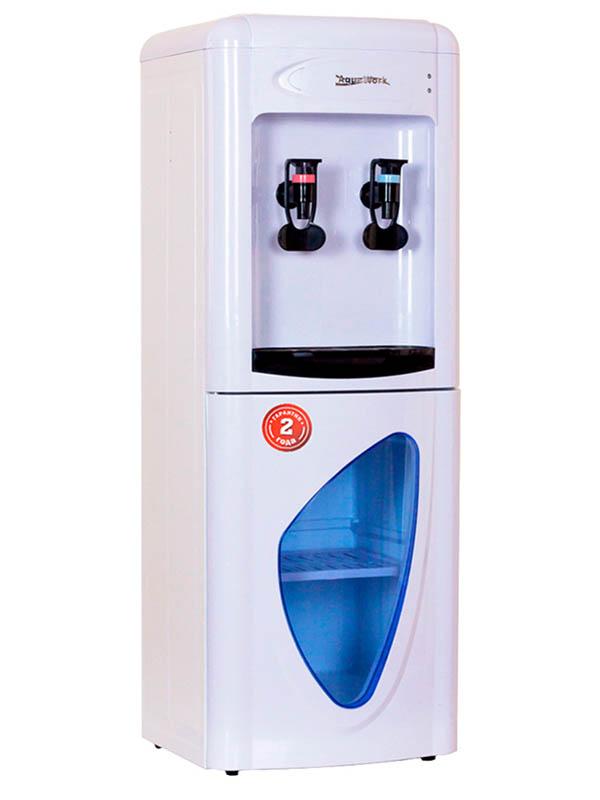 Кулер Aqua Work 0.7LDR White