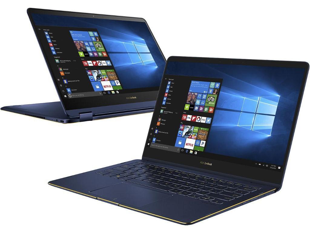 Ноутбук ASUS UX370UA-C4201T 90NB0EN1-M10510 (Intel Core i7-8550U 1.8GHz/16384Mb/512Gb SSD/No ODD/Intel HD Graphics/Wi-Fi/Cam/13.3/1920x1080/Touchscreen/Windows 10 64-bit) ноутбук lenovo ideapad yoga 920 80y8000wrk intel core i7 8550u 1 8 ghz 16384mb 512gb ssd no odd intel hd graphics wi fi bluetooth cam 13 9 3840x2160 touchscreen windows 10 64 bit