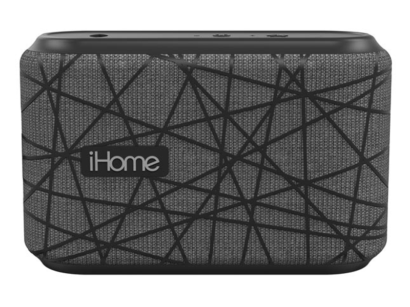 Колонка iHome iBT370 Grey-Black