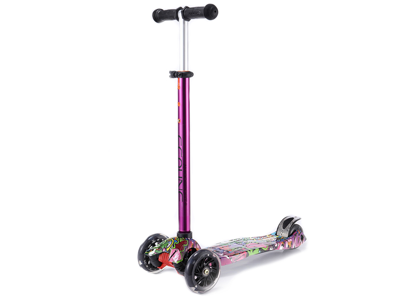 цена на Самокат Explore Riley WT Purple