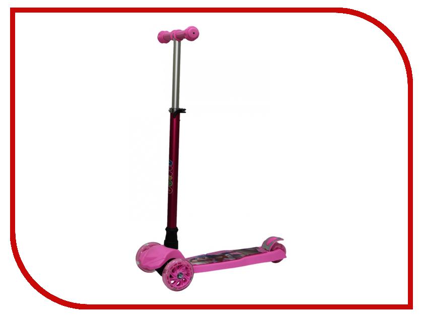 Самокат Explore Baloo Pink цена